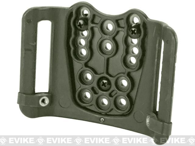 G-Code Standard Universal Belt-Slide Holster Adaptor - OD Green