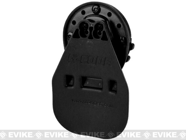 G-Code RTI Paddle Holster Adaptor - Black