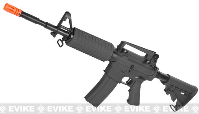 G&G Full Metal M4 Carbine Airsoft AEG Rifle w/ LE Stock (Package Deal)
