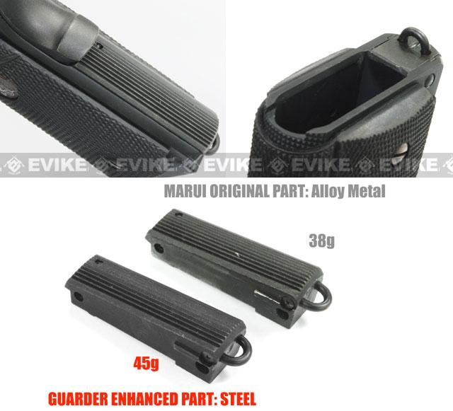 Guarder Steel Spring Housing for Marui 1911/MEU Series Airsoft Gas Blowback Series