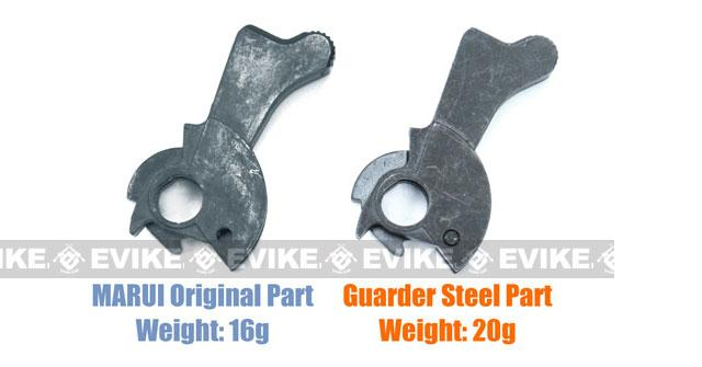 Guarder Steel Hammer for Marui WE KJW P226 P229 Series Airsoft Gas Blowback