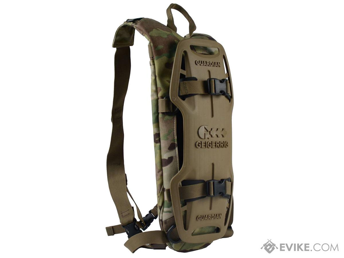 GEIGERRIG Guardian Tactical Hydration Pack  w/ 2L Hydration Engine (Color: Multicam)