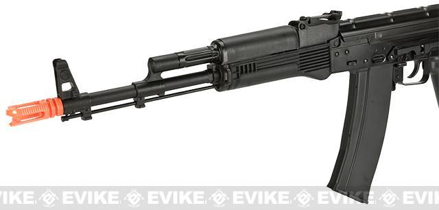 GHK AK74 AKS-74MN Steel Receiver Full Metal Airsoft GBB Gas Blowback Rifle
