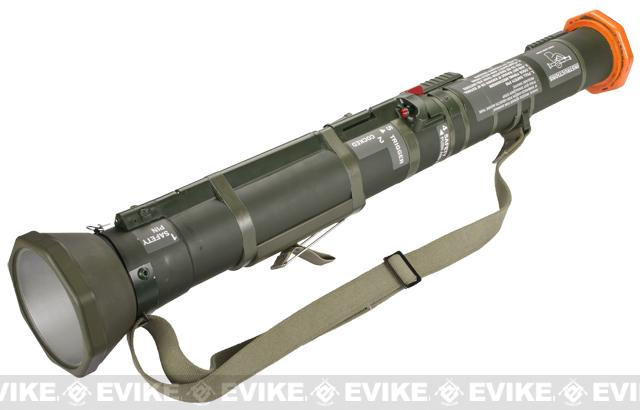 z Matrix Limited Edition Custom Built AT4 (Anti-Tank IV) Airsoft Rocket Launcher