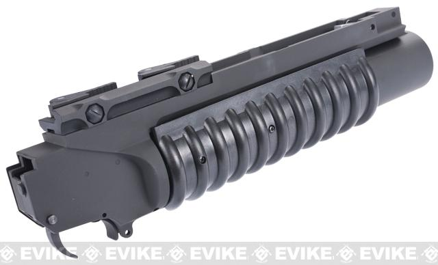 G&P Quick Lock QD M203 Airsoft Grenade Launcher - Short