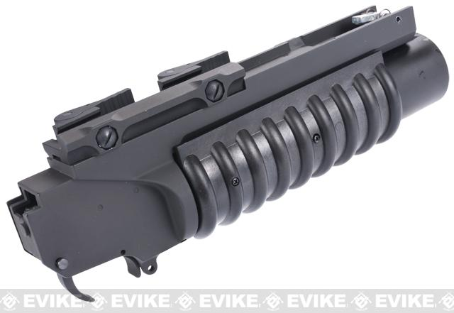 G&P Quick Lock QD M203 Airsoft Grenade Launcher - XS