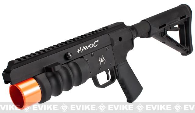 z Madbull Spike Tactical Havoc 9 Stand Alone Airsoft Grenade Launcher