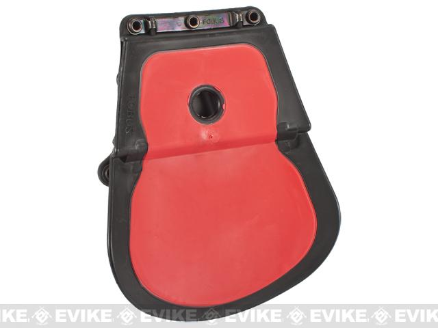 Fobus Elite Concealed Paddle Holster - Glock 26, 27, and 33
