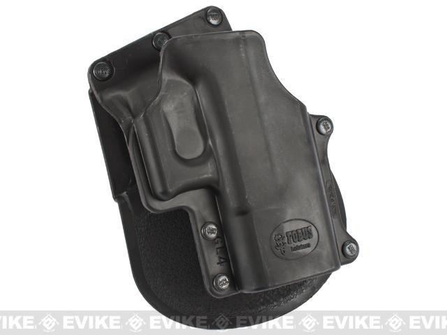 z Fobus Elite Concealed Paddle Holster - Glock 29, 30, 30SF, and 39