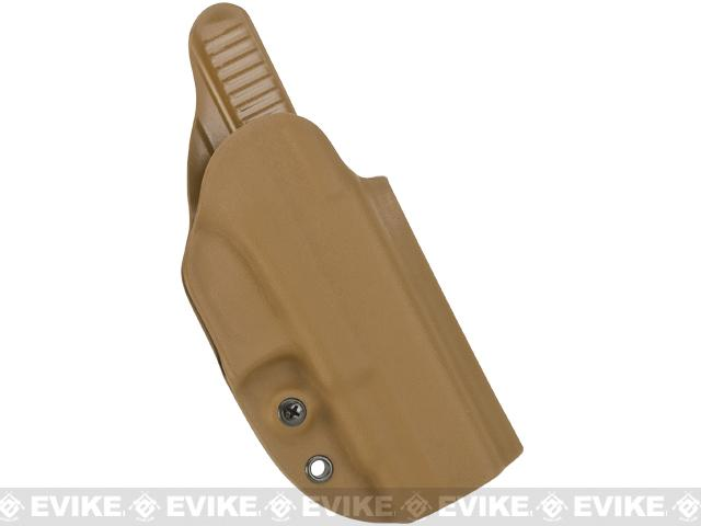G-Code OSH-RTI Kydex Holster for Glock 20, 21 (Right / Coyote Tan)