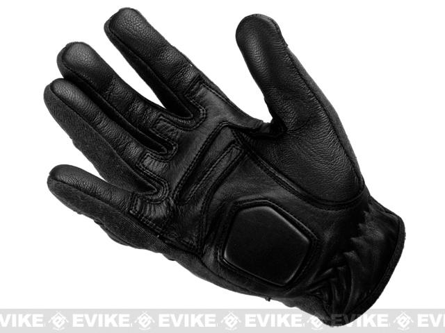 Condor Syncro Tactical Gloves - Black (Size: Medium)