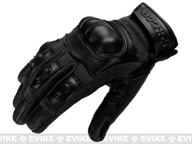 Condor Syncro Tactical Gloves - Black (Size: Small)