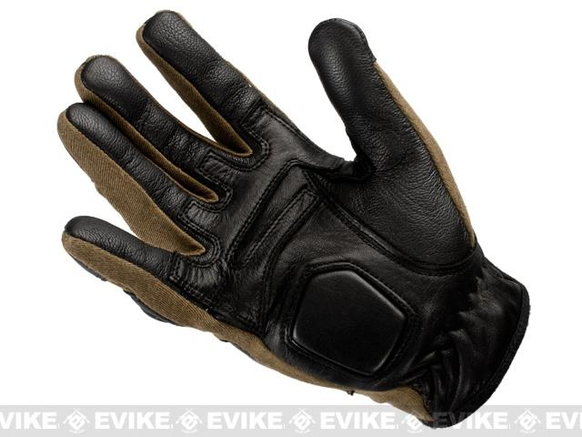 Condor Syncro Tactical Gloves - Coyote Tan (Size: Large)
