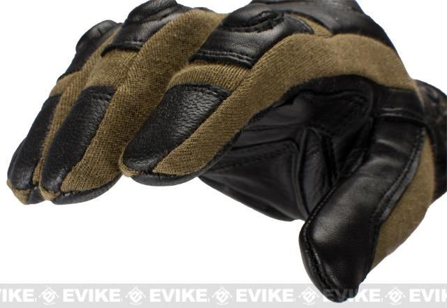 Condor Syncro Tactical Gloves - Coyote Tan (Size: Medium)