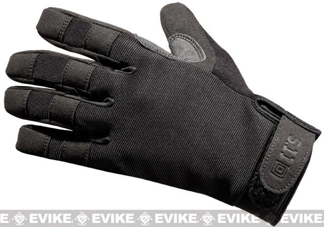 5.11 Tactical TAC A2 Gloves - Black (Size: Small)