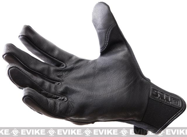 5.11 Tactical HardTime Hard Knuckle Gloves - Black (Size: Small)