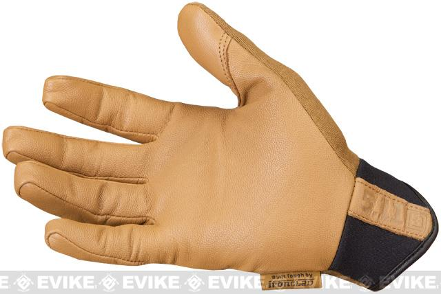 5.11 Tactical HardTime Hard Knuckle Gloves - Coyote (Size: Large)