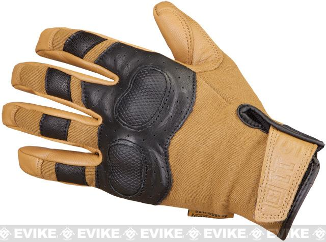 5.11 Tactical HardTime Hard Knuckle Gloves - Coyote (Size: Medium)