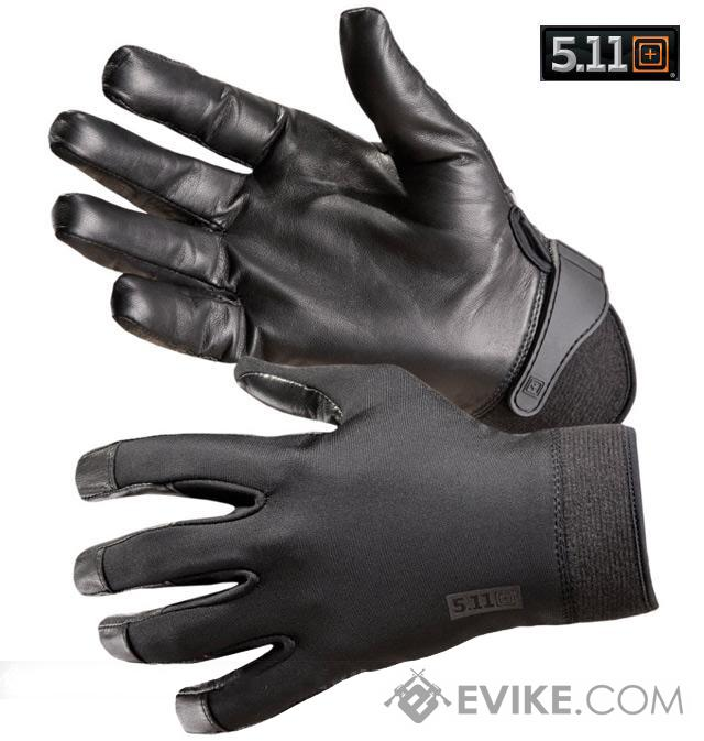 5.11 Tactical Tactlite2 Gloves - Black (Size: Medium)