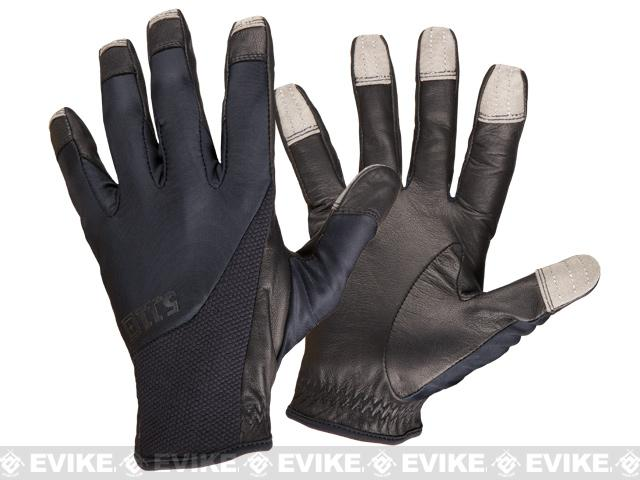 5.11 Tactical Screen Ops Patrol Tactical Touch Screen Gloves - Black / Medium