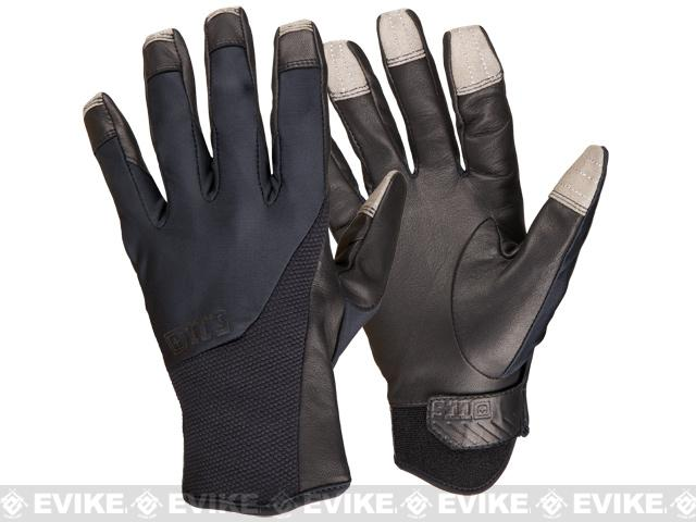 z 5.11 Tactical Screen Ops Touch Screen Duty Gloves - Black / Medium