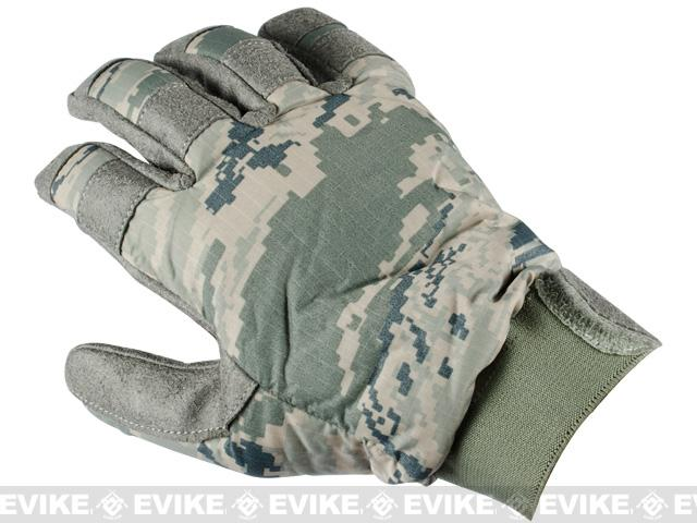 Special Force Cold Weather Shooter's Tactical Gloves - ACU / Medium