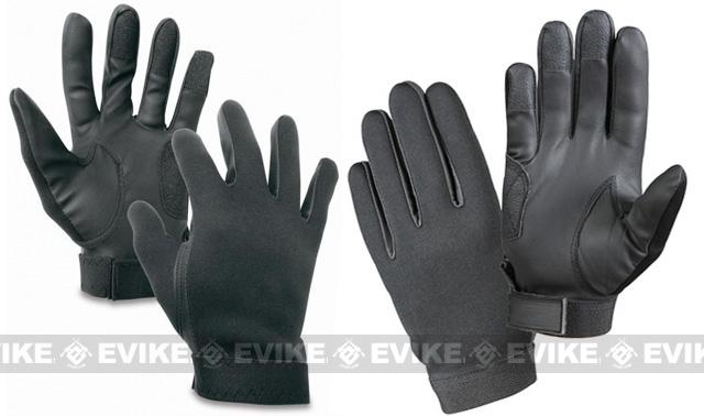 Matrix Special Forces Neoprene Tactical Gloves - Black (Size: Large)