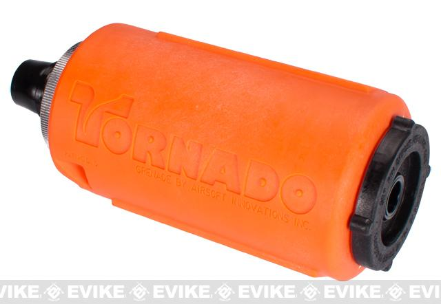 z Airsoft Innovations Tornado Airsoft Gas Powered BB Grenade - Impact / Red