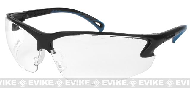 ASG Strike Systems Protective Airsoft Shooting Glasses - Clear
