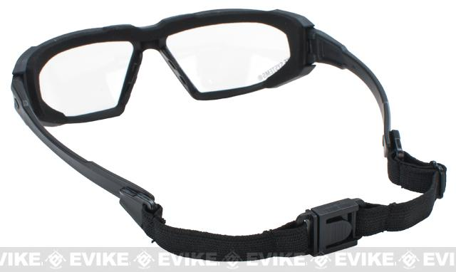 ASG Strike Systems Tactical Full Seal Airsoft Shooting Glasses - Clear