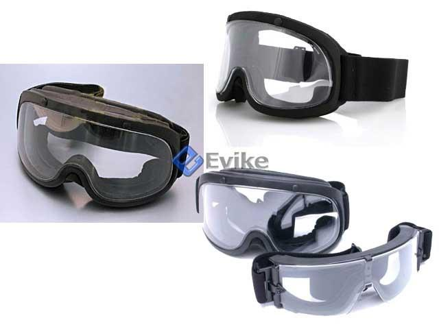 z Attacker GX2000 Military Type Sports Goggle w/ Clear Lens by Guarder / AIM