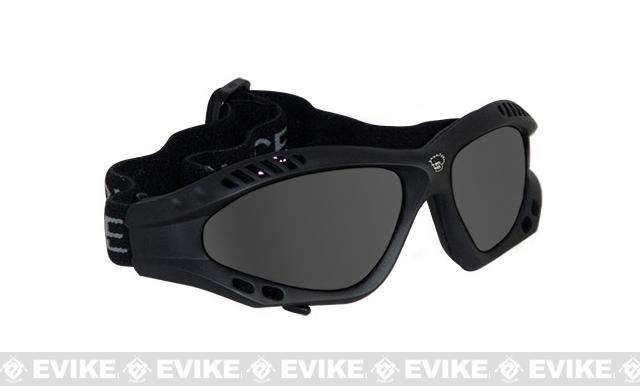 Save Phace Tactical Eye Protection Sly Series Goggles - Smoke Lenses