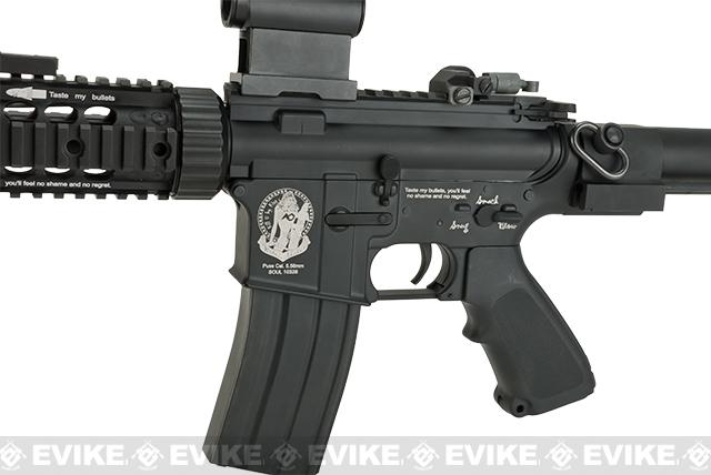 G&P Tank Airsoft CQB M4 Airsoft AEG - Collapsible Stock (Package: Gun Only)