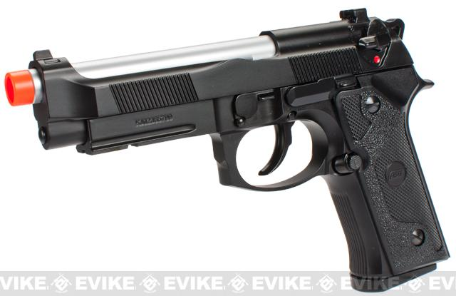ASG M9A1 Heavyweight Airsoft GBB Pistol by KJW