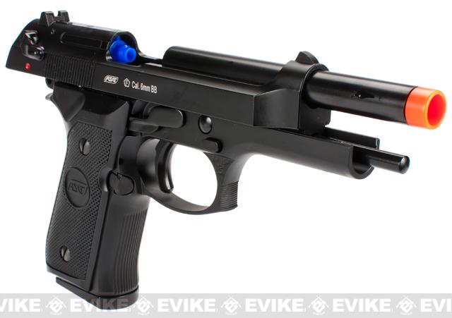 ASG M92FS Heavyweight Airsoft GBB Gas Blowback Pistol