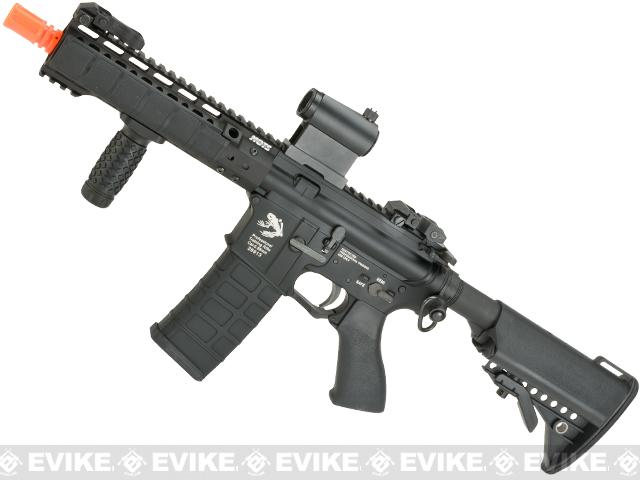 Pre-Order ETA January 2017 G&P 8 KeyMod Full Metal WOC Gas Blowback Airsoft Rifle - Black