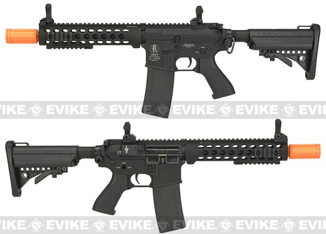 G&P Battle Axe Troy 9 M4 Airsoft AEG (Package: Gun Only)