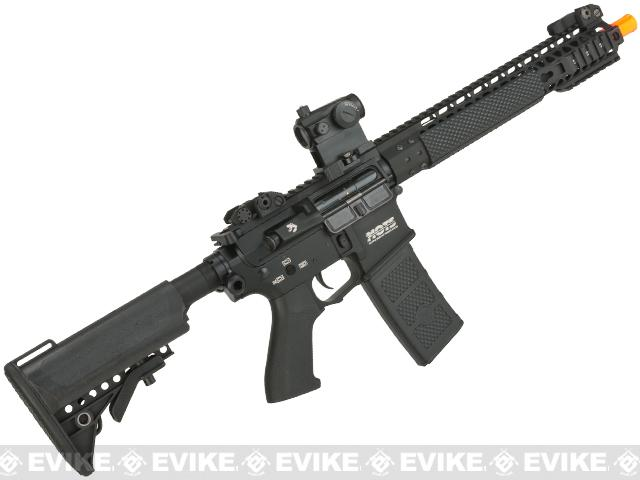 Pre-Order ETA March 2017 G&P Keymod M4 Carbine Airsoft AEG Rifle - Black (Package: Add Battery + Charger)