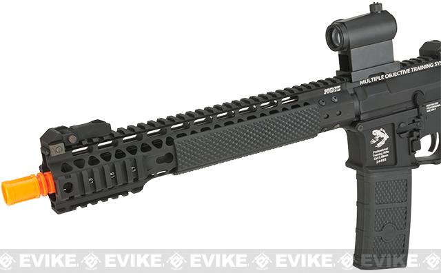 G&P Keymod M4 Carbine Airsoft AEG Rifle - Black (Package: Gun Only)