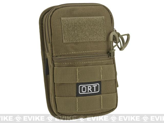 G&P ORT MOLLE Compatible Mobile Pouch - Coyote Brown