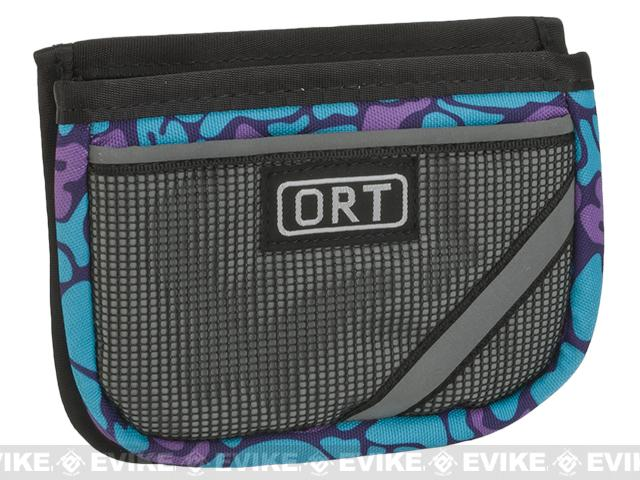 G&P ORT MOLLE Compatible Mobile Pouch - Blue Camo