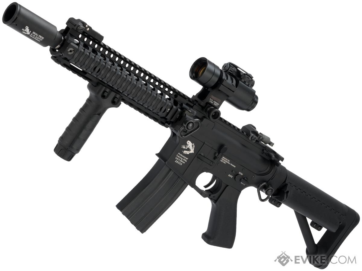 G&P Custom Enforcer 9.5 CQB M4 Airsoft AEG (Package: Add Battery + Charger)