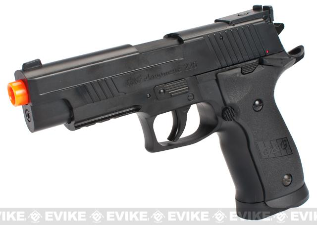 z G&G G226 Full Size CO2 Powered Gas Airsoft Pistol