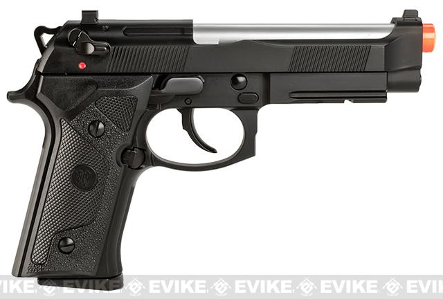 KJW Full Metal M9 Elite Airsoft GBB Pistol