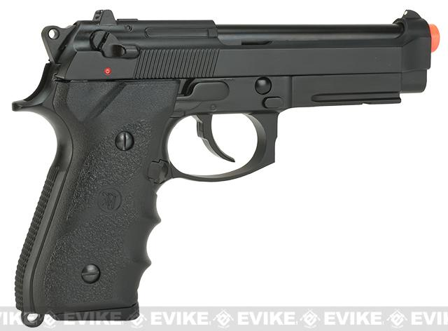 KJW Full Metal M9A1 Gas Blowback Airsoft Pistol - Black