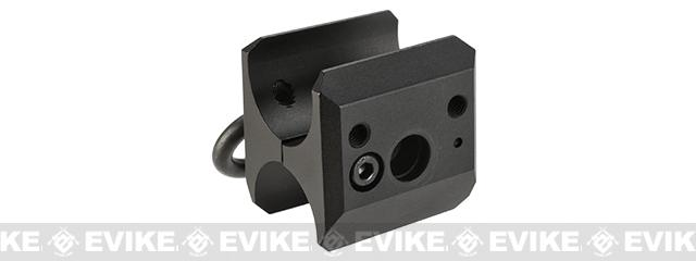 G&P Aluminum Barrel Mount QD Sling Mount Set for G&P Spring Powered Shotguns