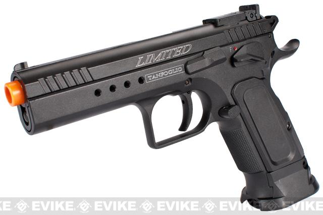Tanfoglio Limited Custom Airsoft GBB Pistol