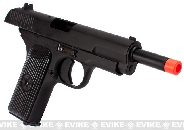 SRC Limited Edition SR-33 TT-33 Full Metal Airsoft Gas Blow Back Pistol