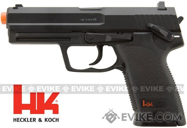 Umarex H&K Licensed USP Full Size CO2 Gas Non-Blowback Airsoft Pistol - Black