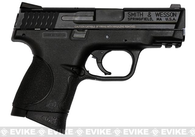 Smith & Wesson Licensed M&P 9C Compact Airsoft GBB Pistol by VFC